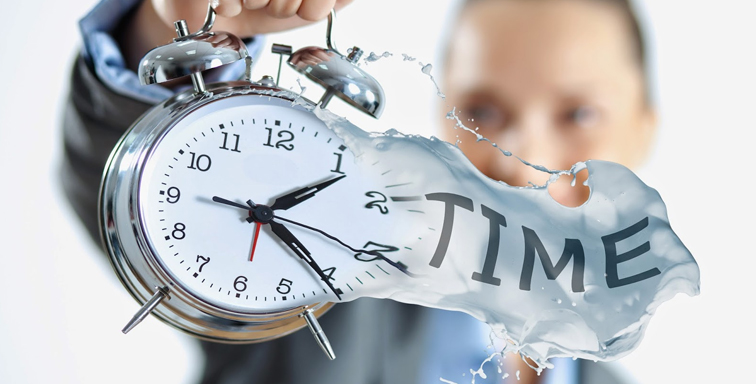 How to manage time and not let time manage you